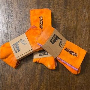 Dreamland Syndicate Socks - 3 Pairs Available